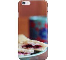 Berry Pastry Tea Break iPhone Case/Skin