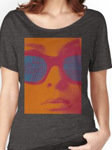 Retro vision Women's Relaxed Fit T-Shirt