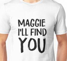 The Walking Dead - Maggie & Glenn Unisex T-Shirt