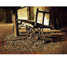 Paint Your Wagon Photographic Print