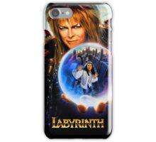 The Labyrinth enhanced edit.  iPhone Case/Skin