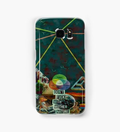 Laure Anne's Mind  Samsung Galaxy Case/Skin