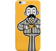 Very English Gent iPhone Case/Skin