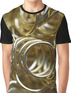 Golden Rings Graphic T-Shirt