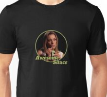 Zoie Palmer - Awesome Sauce Unisex T-Shirt