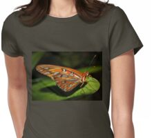 Gorgeous wings Womens Fitted T-Shirt