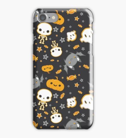 Halloween CutiePatooties  iPhone Case/Skin