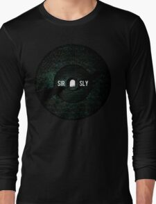 Sir Sly You Haunt Me  Long Sleeve T-Shirt