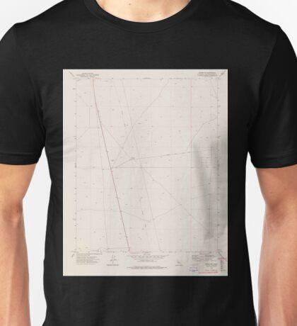 USGS TOPO Map California CA Boron NE 302470 1973 24000 geo Unisex T-Shirt