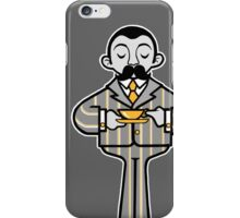 A Very English Gent iPhone Case/Skin