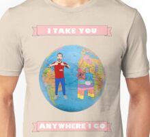 DILLON FRANCIS ANYWHERE Unisex T-Shirt