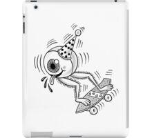 Mark C. Merchant brand illustration iPad Case/Skin