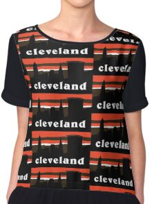 Cleveland Chiffon Top