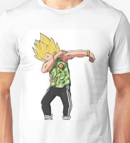 Vegeta is Dabbing Unisex T-Shirt