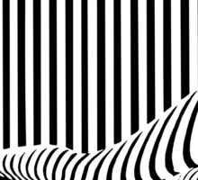 BLACK&WHITE Sticker