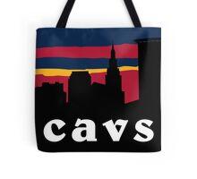 Cavs Tote Bag