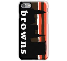 Browns  iPhone Case/Skin