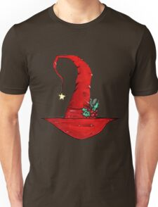 Befana's Hat - Italian Christmas Yule Witch Hat Unisex T-Shirt