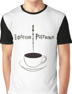 Espresso Patronum  Graphic T-Shirt
