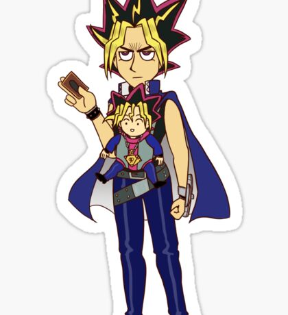 Time to Duel Sticker