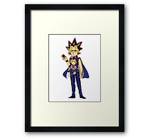 Time to Duel Framed Print