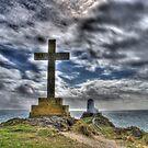 Saint Dwynwen's Spot by Simon Evans