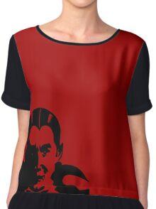 Dracula - Vampire Chiffon Top