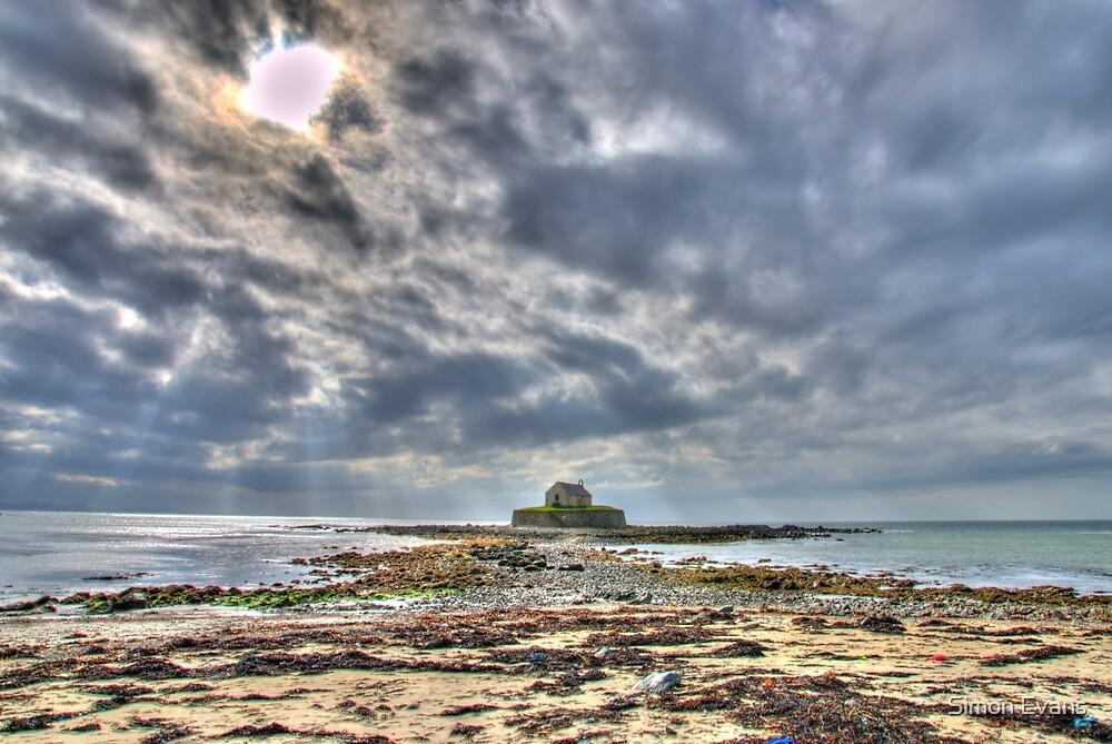 Church in the Sea by Simon Evans