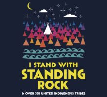 Stand With Standing Rock Shirt One Piece - Long Sleeve