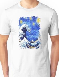 Starry Great Night Unisex T-Shirt