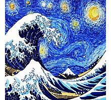 Starry Great Night Photographic Print