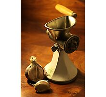 Model S B - Mincer Photographic Print