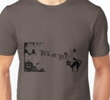 trick or treat Unisex T-Shirt