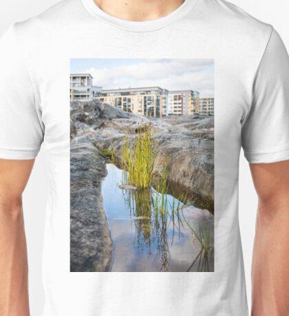 Lakeshore Bulrush Unisex T-Shirt