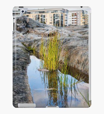 Lakeshore Bulrush iPad Case/Skin