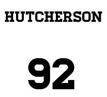 Josh Hutcherson Jersey Photographic Print