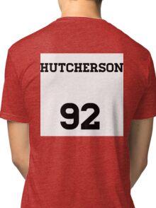 Josh Hutcherson Jersey Tri-blend T-Shirt