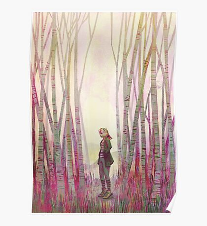 Woodwalking Poster