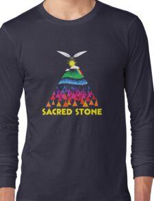 Rainbow Sacred Stone Shirt Long Sleeve T-Shirt