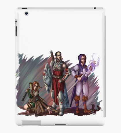Co-op RPG iPad Case/Skin