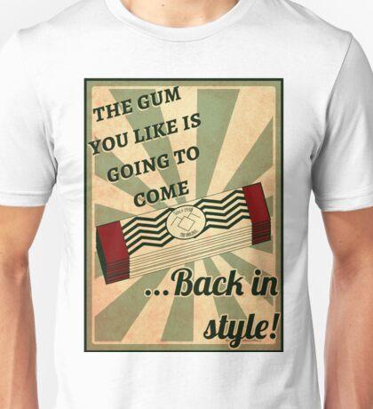 The gum you like... - twin peaks Unisex T-Shirt