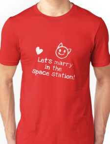 Space Station Unisex T-Shirt