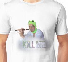 salamander man wants to die  Unisex T-Shirt