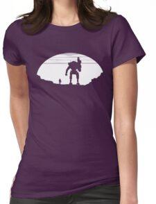 Man's Best Friend Womens Fitted T-Shirt