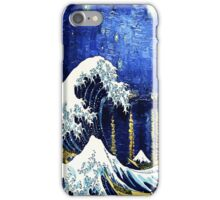 Starry Night Wave iPhone Case/Skin