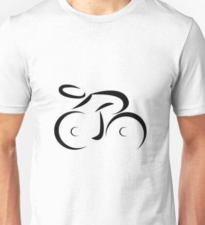 Radsport Logo Unisex T-Shirt