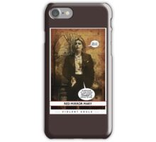 Violent Souls - Red Mirror Mary iPhone Case/Skin