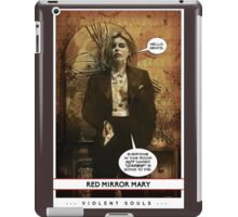 Violent Souls - Red Mirror Mary iPad Case/Skin