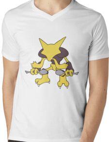 Alakazam Mens V-Neck T-Shirt