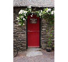 Stone Cottage, Ireland  Photographic Print